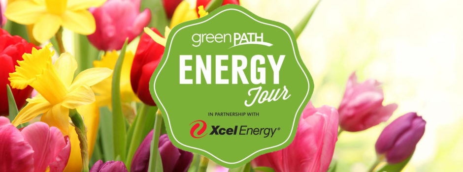 spring flowers energy path